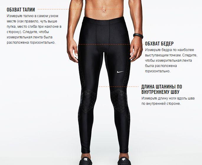 Nike Boxing Short подбор размера