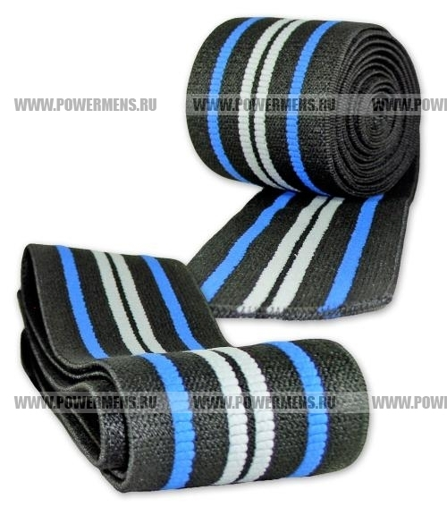 Купить TITAN Titanium New&Improved Knee Wraps (длина 2 м)