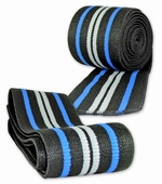 TITAN Titanium New&Improved Knee Wraps, коленные бинты (длина 2,5 м, WPC/WPO)