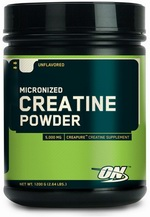 Optimum Nutrition, Creatine Powder (1200гр)