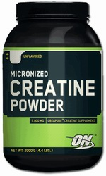 Optimum Nutrition, Creatine Powder (2000гр)