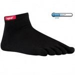 Injinji, SPORT Original Weight Mini-crew - пятипалые носки
