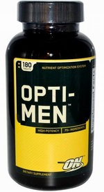 Optimum Nutrition, Opti-Men (240 таб)