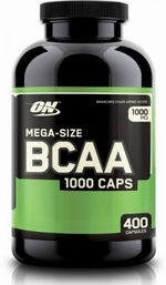 Optimum Nutrition, BCAA 1000 caps (400капс)