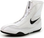 Боксерки Nike MACHOMAI MID Boxing Shoes (белый 101)