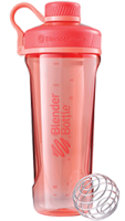 BlenderBottle Radian Tritan, Шейкер 946мл (Full Color Colar Коралловый)