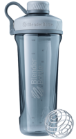 BlenderBottle Radian Tritan, Шейкер 946мл (Full Color Pebble Grey Cерый графит)