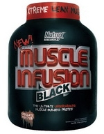 Nutrex, Muscle Infusion Black (2268 г)(срок годности до 04.18)