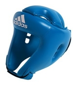 Adidas, Шлем боксерский Competition Head Guard, арт.adiBH01 (синий)