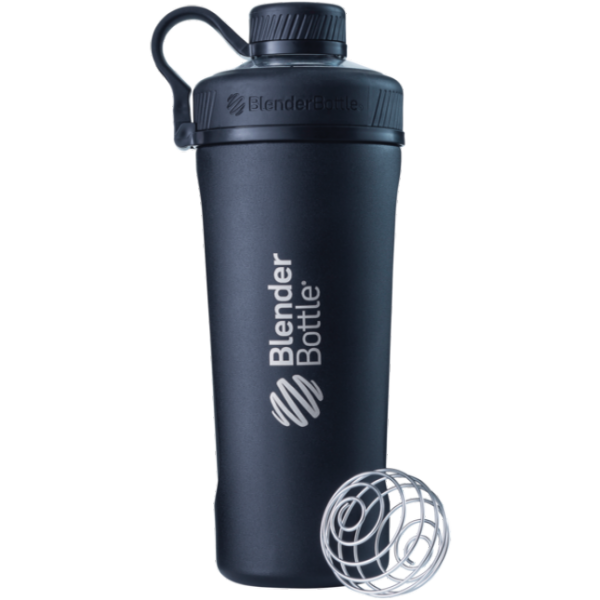 Купить BlenderBottle Radian Insulated Stainless, Шейкер 769мл (Full Color Черный)