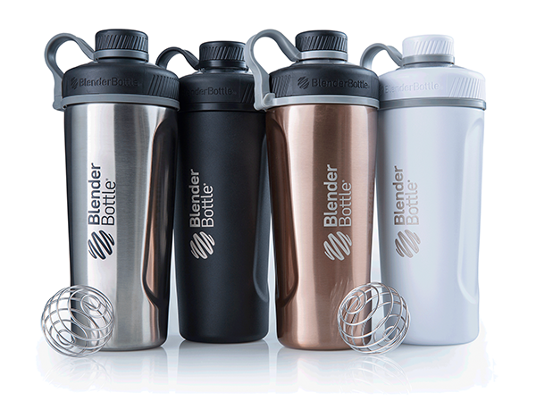 Отзывы BlenderBottle Radian Insulated Stainless, Шейкер 769мл (Full Color Белый)