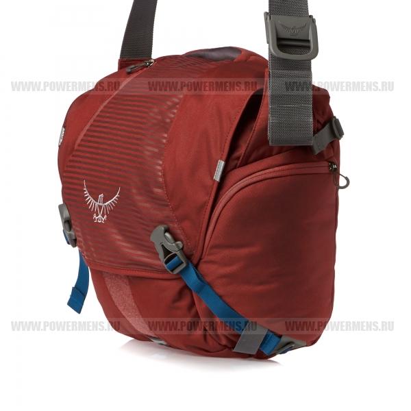 сумка Power Red орифлейм отзывы : Osprey flap jack courier