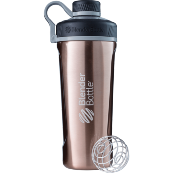 Купить BlenderBottle Radian Insulated Stainless, Шейкер 769мл (Full Color Медный)