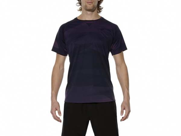 Купить Asics SHORT SLEEVE PRINT TOP (арт.134755-1067) - футболка