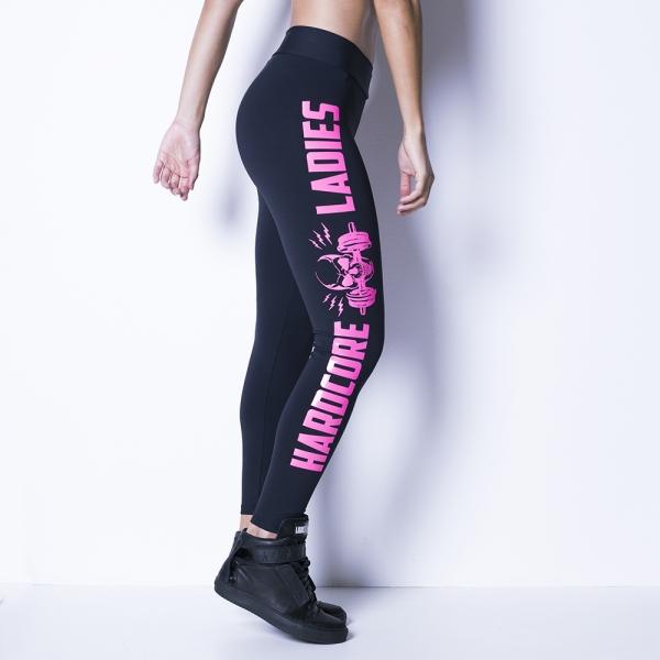 514951fbb2de5 Заказать Labellamafia Hardcoreladies Pink Legging, Леггинсы женские  арт.FCL11405