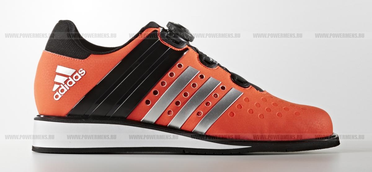 Заказать Штангетки Adidas DREHKRAFT weightlift (огонь, арт.AQ3272)