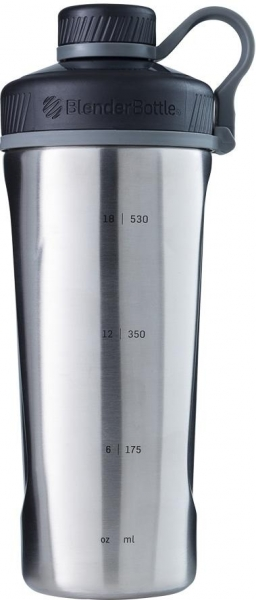 Отзывы BlenderBottle Radian Insulated Stainless Steel, Шейкер 769мл (Full Color Стальной)
