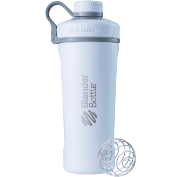 Купить BlenderBottle Radian Insulated Stainless, Шейкер 769мл (Full Color Белый)