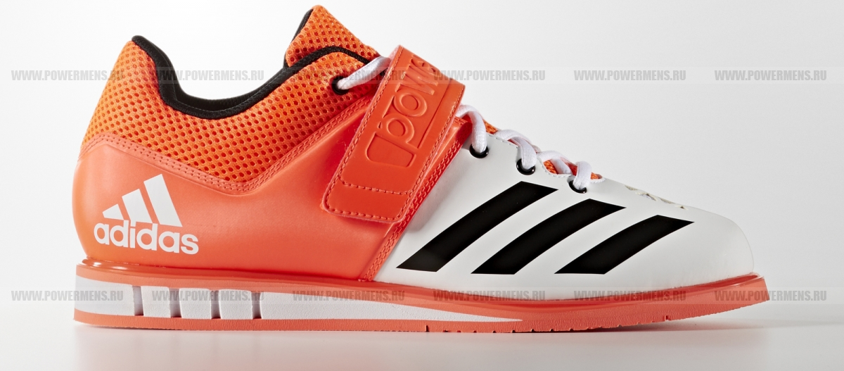 Заказать Штангетки Adidas Powerlift 3 Mens (огонь)