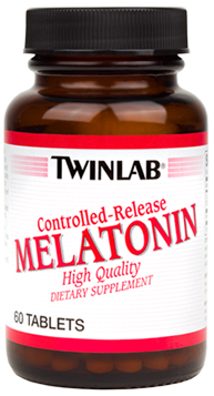 Купить Twinlab, Melatonin (60 таб)